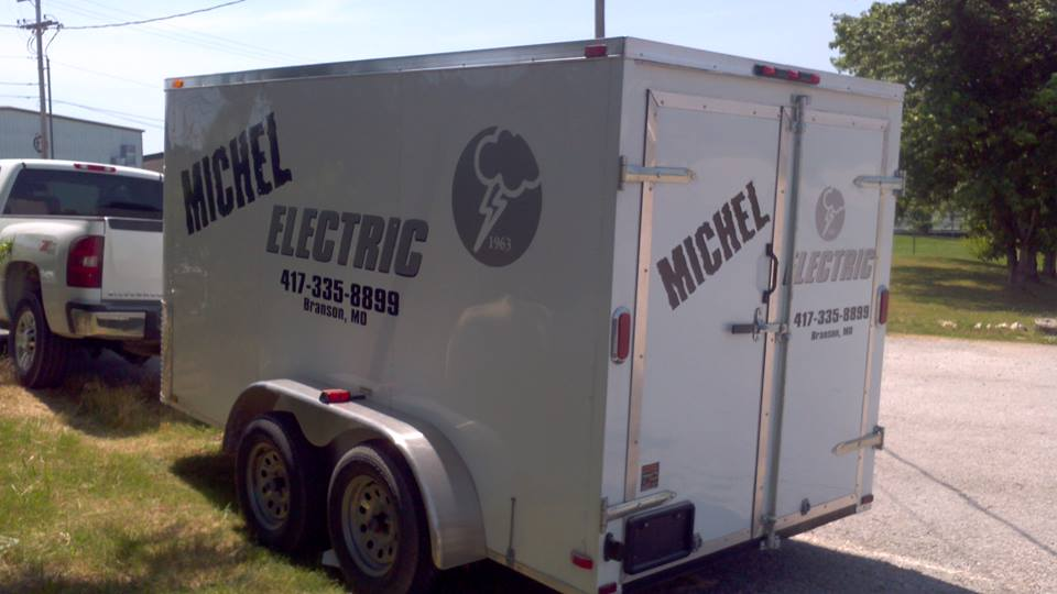 Michel Electric Trailer